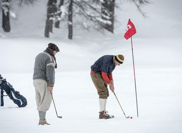 40. Engadin Snow <br/>Golf Cup
